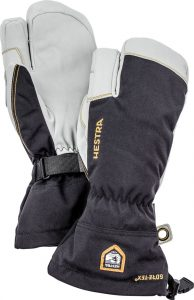 Hestra Army Leather GORE-TEX three finger glove
